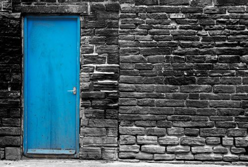 black and colourC