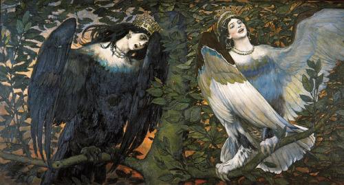Birds of Joy and Sorrow