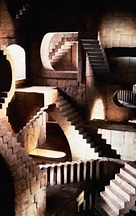 labyrinth stairs