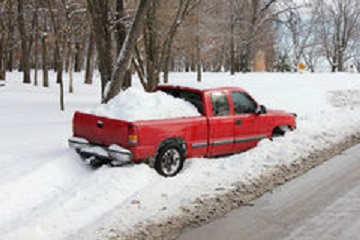 truck-stuck-snowbank-ditch big