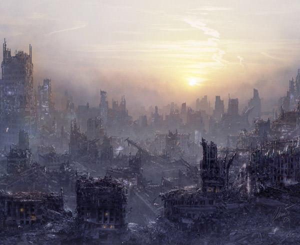 Doomsday - Andree Wallin