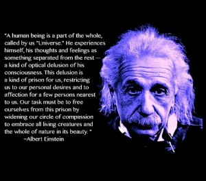 Einstein Compassion