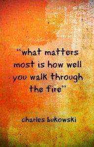 Fire Bukowski