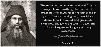 Silouan Soul